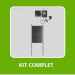 Kit portiers complet