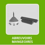 ABREUVOIRS ET MANGEOIRES