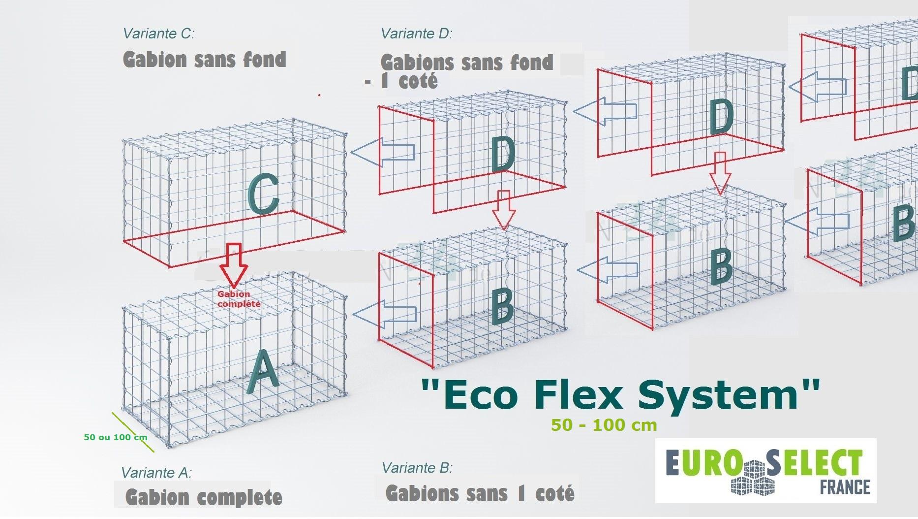 eco flex 50 100
